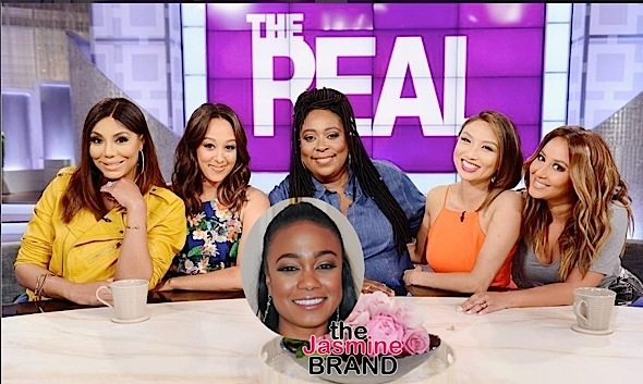 Tatyana Ali Sues Warner Bros: You stole my idea for 'The Real' talk show.