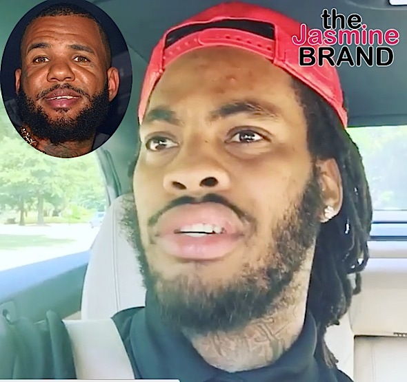 Waka Flocka Explains Why He's Anti Black Lives Matter, The Game Interjects & Takes Shots [VIDEO]