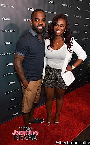 Kandi Burruss & Husband Kicked Off Flight [VIDEO]
