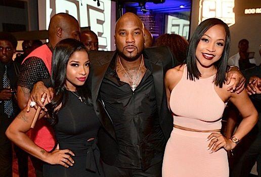 Jeezy Hosts Private Dinner: Slim Thug, Toya Wright, Monyetta Shaw Attend [Photos]