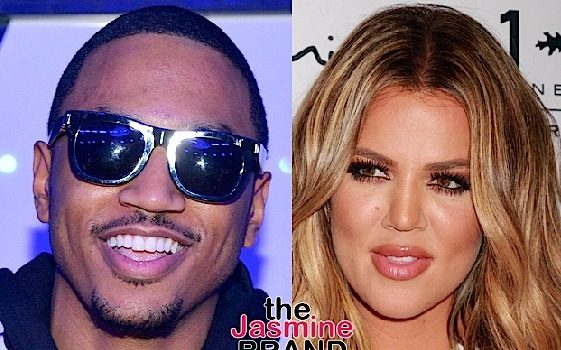 Khloé Kardashian Booed Up With Trey Songz At Las Vegas Club