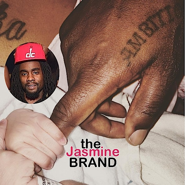 Wale Pens Open Letter to Newborn Daughter, Zyla [Photo]