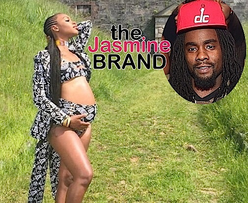 wale girlfriend chloe deliver baby the jasmine brand