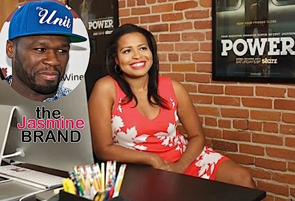 50 Cent's Beef With Courtney Kemp Over His Penis Airing Was FAKE: We made it up.