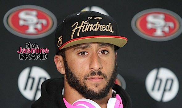 Colin Kaepernick Promises To Donate Jersey Sales Back to the Community