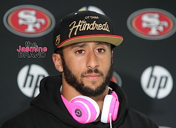 Colin Kaepernick Donates To National Organization Black Youth Project 100