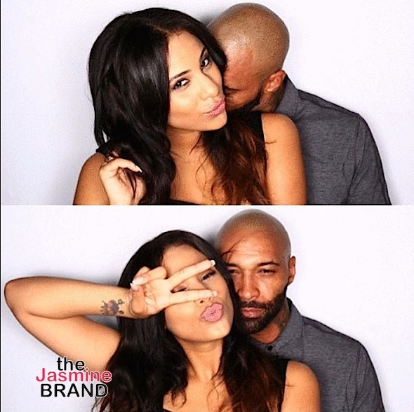 Joe Budden Says He & Cyn Santanta Haven't Broken Up, But She's Moved Out & They Haven't Spoken In Awhile