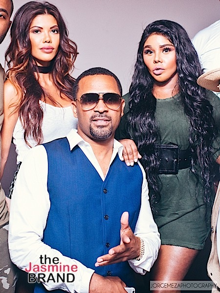 Mike Epps, Lil Kim