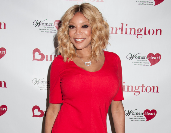 Wendy Williams: I'm going through menopause.