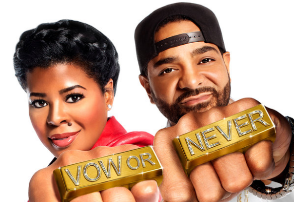 "Jim Jones New Reality Show ""Jim & Chrissy: Vow or Never"" Teaser [VIDEO]"