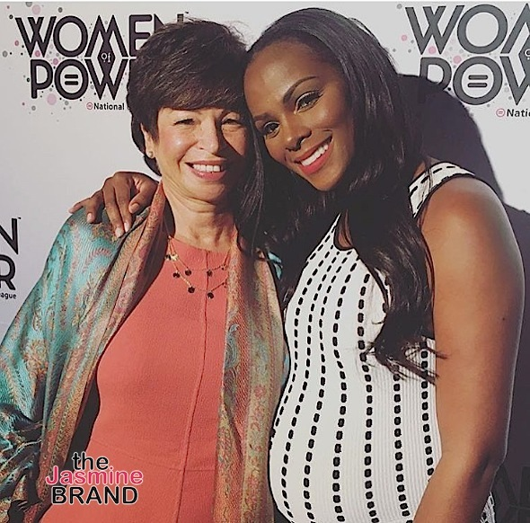 Tika Sumpter Breaks Silence About Pregnancy [VIDEO]