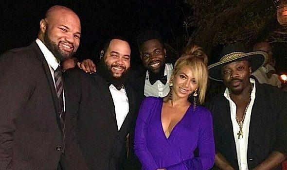 Beyonce Hits Wedding, Tika Sumpter's Growing Baby Bump, Faith Evans & Stevie J In VA + Keyshia Cole, Lisa Bonet, Sisqo, Derrick Rose