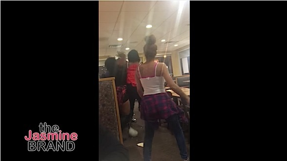 IHOP Brawl Erupts in New Jersey [VIDEO]