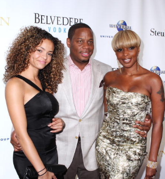 Mary J. Blige Ex Kendu Allegedly Cheated w/ Singer Protoge Starshell