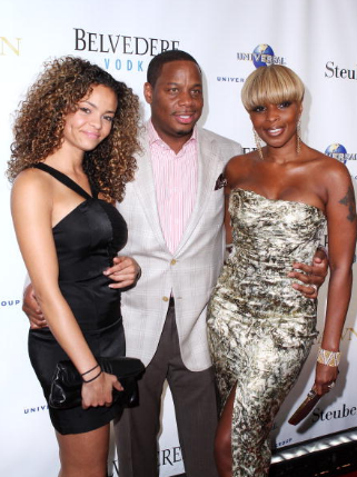 Singer Starshell Denies Affair With Mary J. Blige's Estranged Husband [VIDEO]