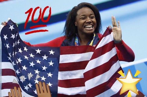 Simone Manuel Is 1st African American Woman To Win Olympic Gold Medal In Swimming [VIDEO]