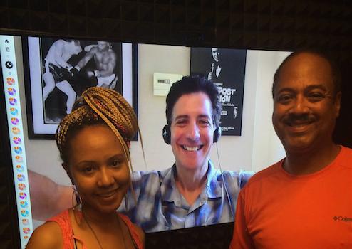 "Jasmine Brand Visits ""The Tony Perkins Show"" [Audio]"
