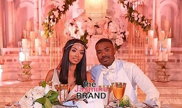 Ray J & Princess Love Are Married! [Wedding Photos]