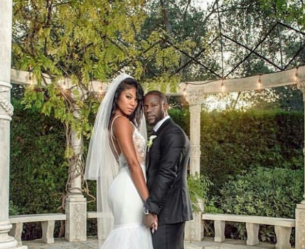 Kevin Hart & Eniko Parrish Are Married: Gabrielle Union, Dwyane Wade, Ludacris, Nelly, Trey Songz Attend [Photos]