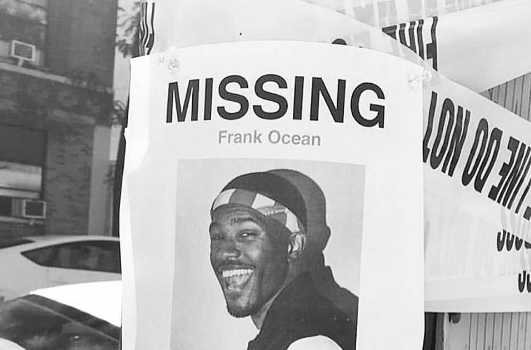 Frank Ocean App Launched to Alert Fans When Album Drops