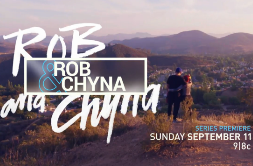 1st Look! Rob & Chyna's New Reality Show [VIDEO]