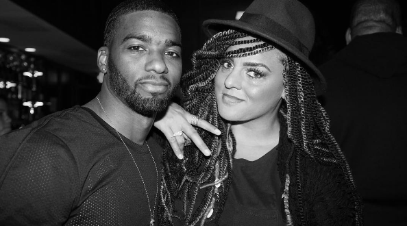 Marsha Ambrosius Opens Up About Child's Father: He's my future husband.