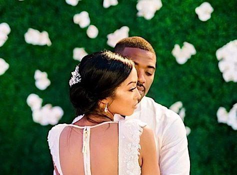 Ray J & Princess Love – New Wedding Photos!