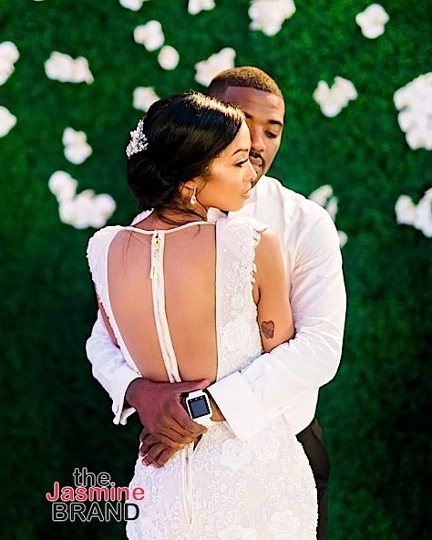 Ray J & Princess Love – New Wedding Photos!
