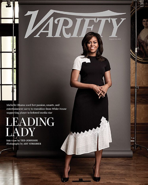 See FLOTUS' New Cover! [Photo]