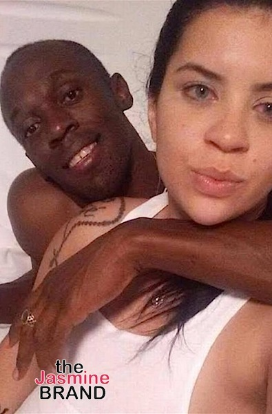 Usain Bolt Caught Cheating On Girlfriend [Photos]