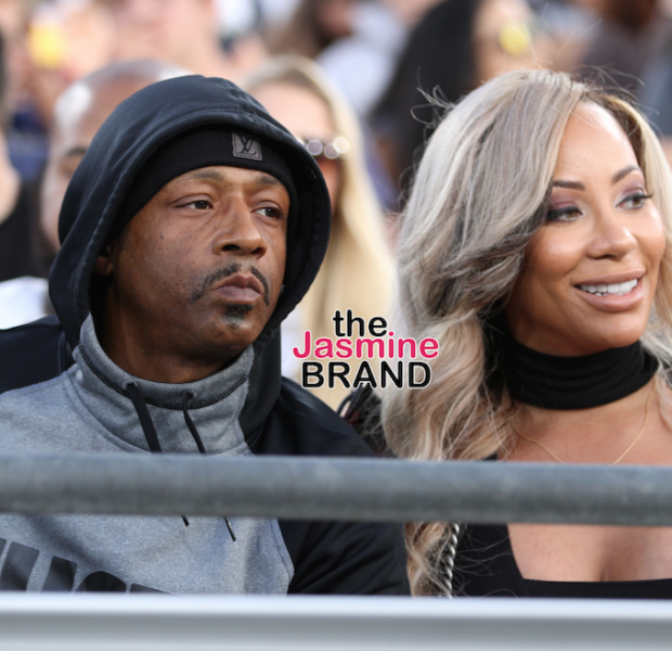 Katt Williams & Hazel E Attend Rams Game, Floyd Mayweather Celebrates Bad Medina's Make-Up Line + Kandi Burruss, Taraji P. Henson, Tracee Ellis Ross [Photos]