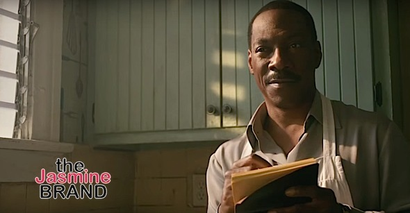 See Eddie Murphy In 'Mr. Church' [Trailer]