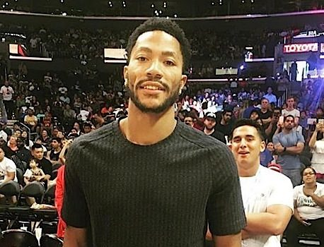 Woman Accusing Derrick Rose of Rape Cries During Testimony