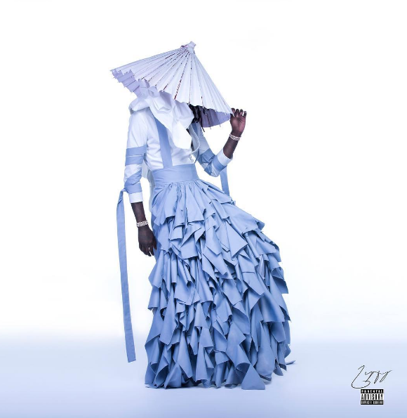 Young Thug Wears Dress On Mixtape Cover [Photos]