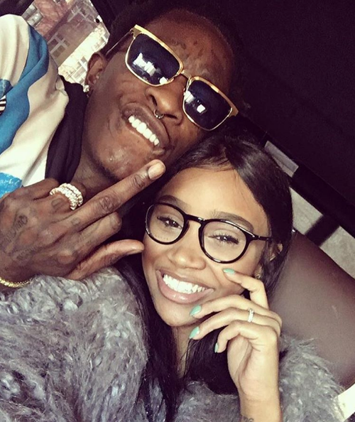 Young Thug Sends Death Threats To Ex Fiancee