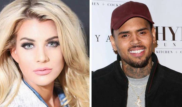 Chris Brown Accuser, Baylee Curran, Wanted By NYPD For Stealing Purse