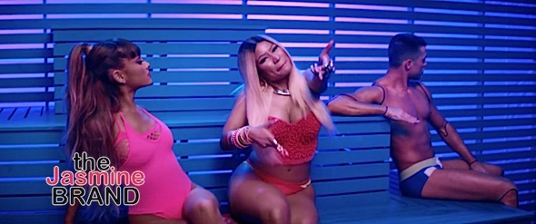 Watch Ariana Grande ft. Nicki Minaj's New Video 'Side to Side'