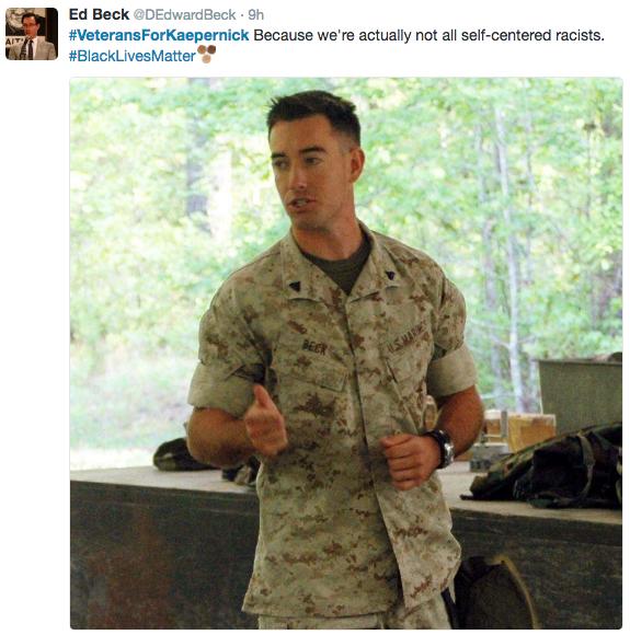 Veterans Support Colin Kaepernick Thejasminebrand Thejasminebrand