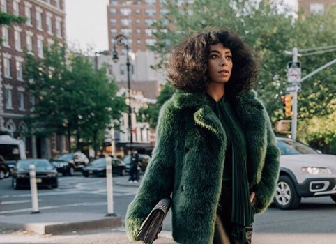 Solange Knowles Stars in Michael Kors New Street Style Campaign [VIDEO]