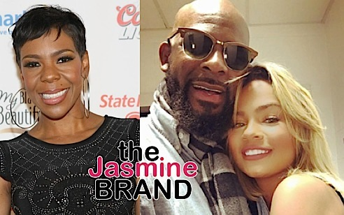 R.Kelly's Ex Wife Drea Kelly Gives Zero F**ks About His 19-Year-Old Girlfriend [VIDEO]