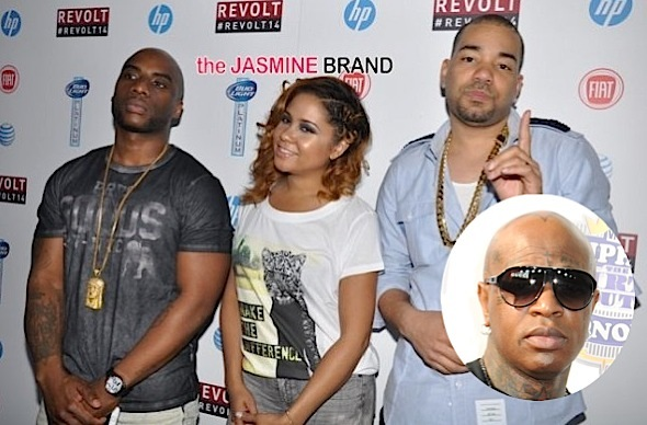 Birdman Did NOT Buy 'The Breakfast Club' Radio Show & Fire Charlamagne