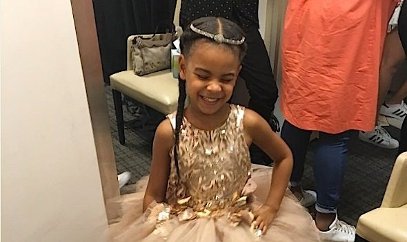 Watch Blue Ivy Dance For Beyonce & Friends! [VIDEO]