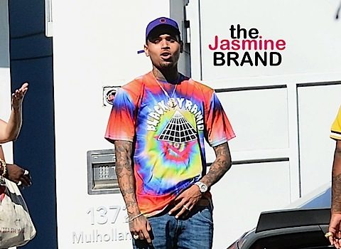Chris Brown Denies Threatening Woman With Gun, Home Reportedly Surrounded by SWAT [VIDEO]