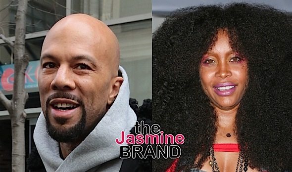 Common Talks Relationships With Erykah Badu, Serena Williams & If he Wants to Get Married
