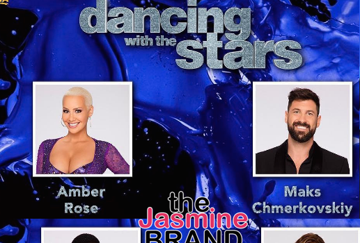 Amber Rose, Babyface, Vanilla Ice Join 'Dancing With the Stars' + See Complete Cast!