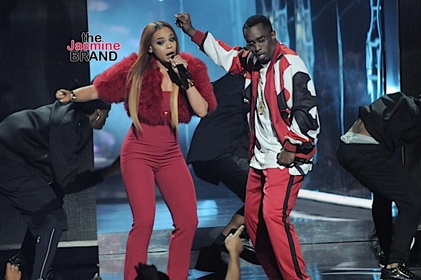 Faith Evans, Sean Combs