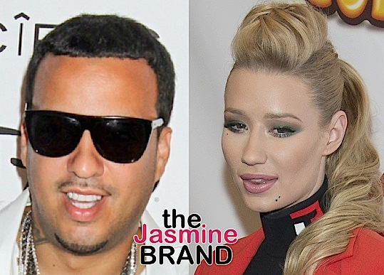 French Montana Is A Fan Of Iggy Azalea's Booty [VIDEO]