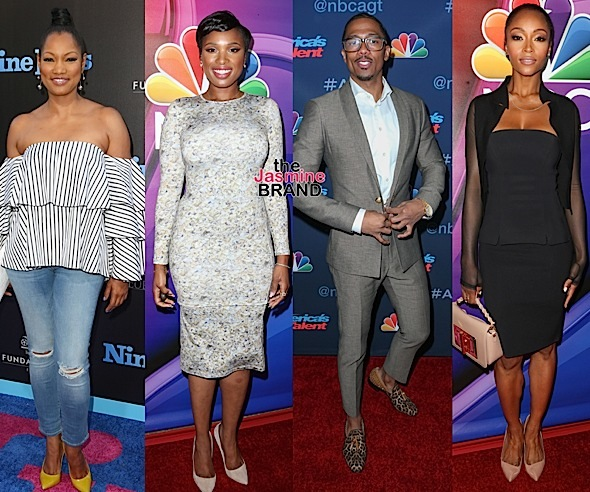 J.Hud, Nick Cannon & Yaya Dacosta Hit TCAs, Garcelle Beauvais At 'Nine Lives' + Will Smith Brings 'Suicide Squad' to London