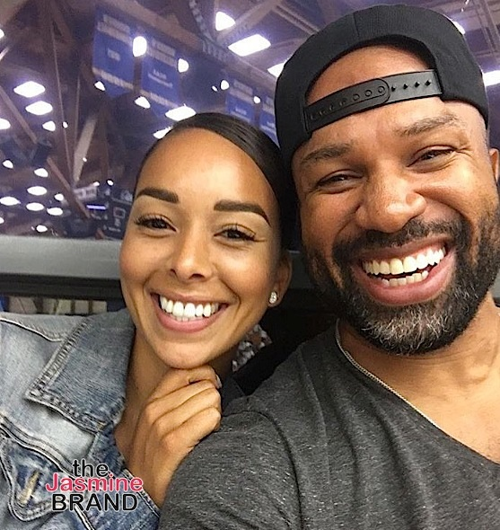 Gloria Govan & Derek Fisher Celebrate 5 Year Anniversary!