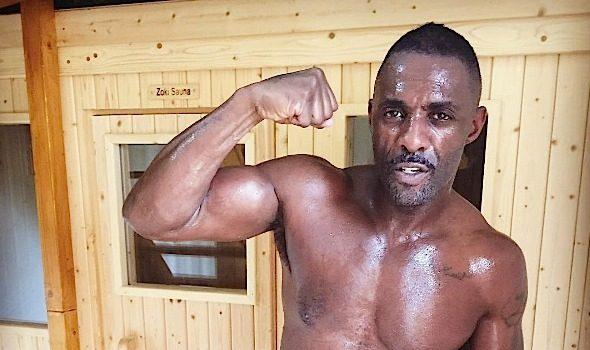 Idris Elba Is the Sexiest Man Live!
